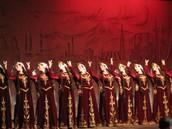 Traditional Armenian Dance