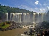 Nacunday Falls