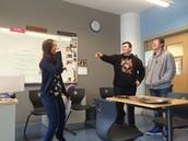 Ms. Forte-Doyle's class