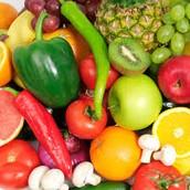 Mixed Veggies & Fruits