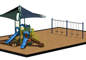 Our new play structure is almost here!!