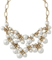 Daphine Pearl Necklace