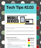 Classroom Management Tips for Mobile Devices