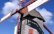 Early Dutch Windmill