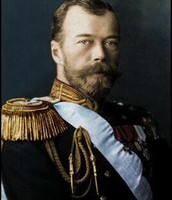 Czar Nicholous II