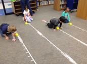 Kindergarten Lesson: Beebot Addition Number Lines