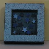 *Stars in a frame*
