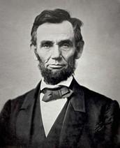 Slide 1: Abraham Lincoln