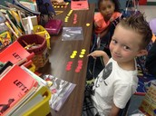 Interacting with mathematics at Oak Hill