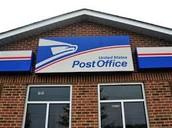 Fui al el correo y echar una carta.