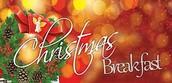 Staff Christmas Breakfast