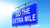 Support those who go the Extra Mile
