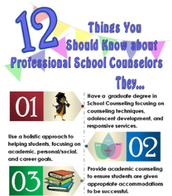 12 Things You Should Know About School Counselors