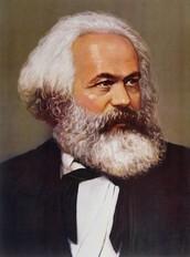 Marx's bio: