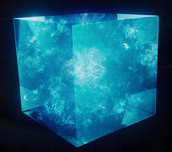 Tesseract Solid