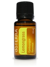 FREE 15ml Lemongrass Essential Oil!