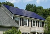 Solar Panels for a House