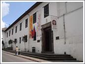 El museo de la cuidad