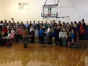 7th Grade Choir Concert