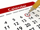Next Two Weeks Calendar Events
