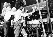 Children Working in the Factory