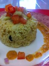 Masak Nasi Arab cara mudah!