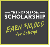 The Nordstrom Scholarship - $10,000