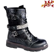A Brief History of Combat Boots