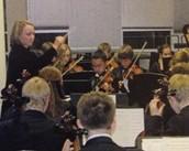 Freshman String Orchestra