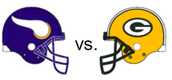 Watch the Minnesota vs. Green Bay game in Boomer's!