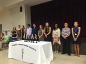 NJHS Citizenship Awards