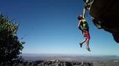 I also rock climb