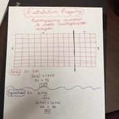 Decomposing Equations (Distributive Property)