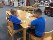 Encino Park ES Library