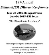 """ELL Elevation to Excellence"""