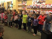 K/1 Students Share Their Songs