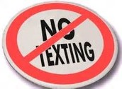 Texting/Emailing during school day NOT allowed