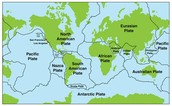 Q11- What are the 7 major plate boundaries?