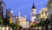 The country's capital is Vilnius.