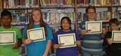 September 26th Students of the Week
