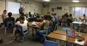 Mr. Neeb:  Math