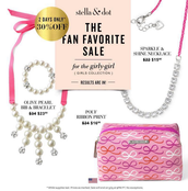 30% For the Girly Girl!