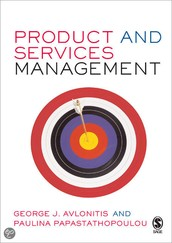 Product and Service Management