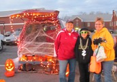 Our annual Truck or Treat is here!