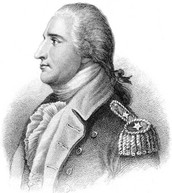 A sketch of Benedict Arnold.