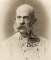The emperor in 1898