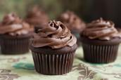 Fudge Cupcake