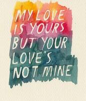 Pinterest Unrequited Love Art Piece
