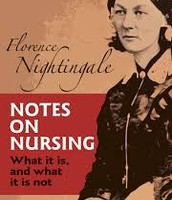 Florence Nightingale's book about Nursing