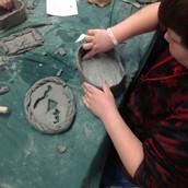 5th Grade Cornerstone Assessment Work